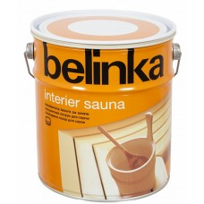 Лак для бани/сауны Belinka Interier Sauna