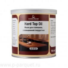Масло для столешниц HARD TOP OIL от Borma Wachs