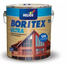 BORITEX ULTRA UV EXTRA - лазурное водоотталкивающее покрытие