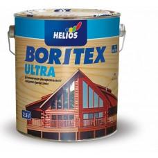 Покрытие водоотталкивающее декоративное Boritex Ultra лазурное