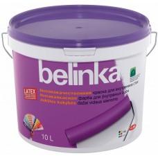 Краска для стен и потолков Belinka Latex B1 на дисперсионной основе