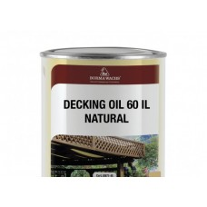 Датское масло Borma Wachs DECKING OIL 60 IL NATURAL