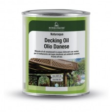 Масло для мебели Borma Wachs NATURAQUA DECKING OIL
