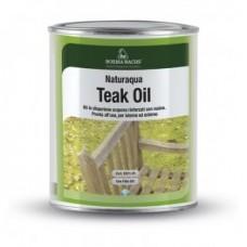 Масло тиковое NATURAQUA TEAK OIL от Borma Wachs