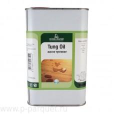 Тунговое масло Borma Wachs TUNG OIL