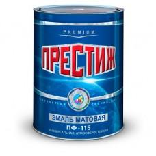 """Эмаль ПФ-115 матовая алкидная """"Престиж"""""""