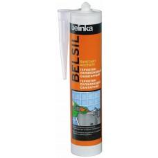 Belinka Belsil Sanitary Acetate клей-герметик на силиконе